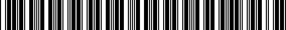 Barcode for 561853688DYMS