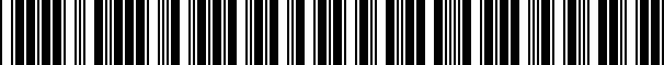 Barcode for CVC2SS98VW9380