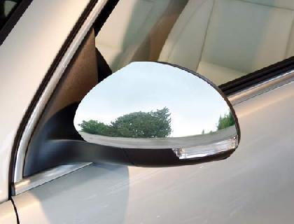 Diagram Chrome Mirror Caps - Chrome Look (5N0072530Q91) for your Volkswagen Tiguan Limited
