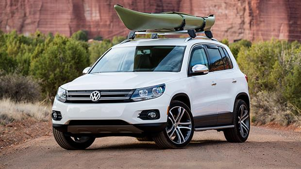 Diagram Touring Package for your Volkswagen Tiguan Limited